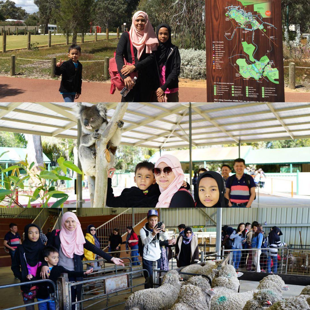 Day 2 : Perth Western Australia