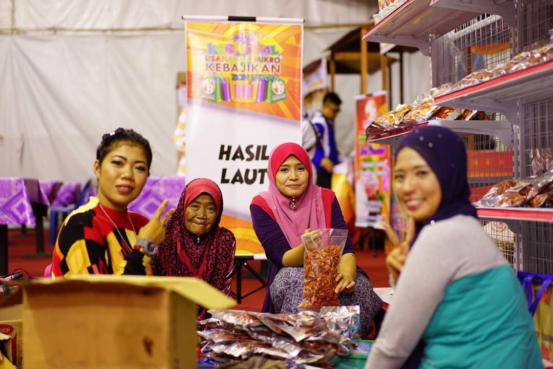 Mini Karnival UMK Zon Utara, Limbang, Sarawak #photo #video