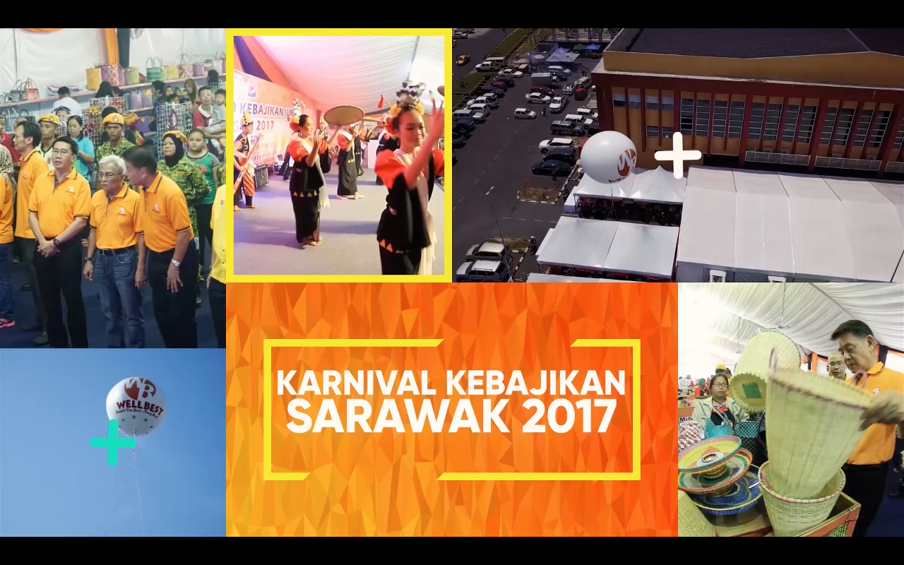 Promo Karnival Kebajikan Sarawak 2017