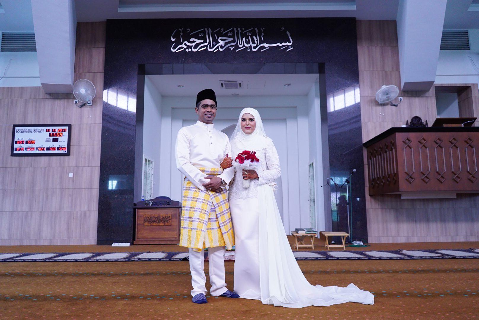 Fahmi & Shida : Akad Nikah #photo #video