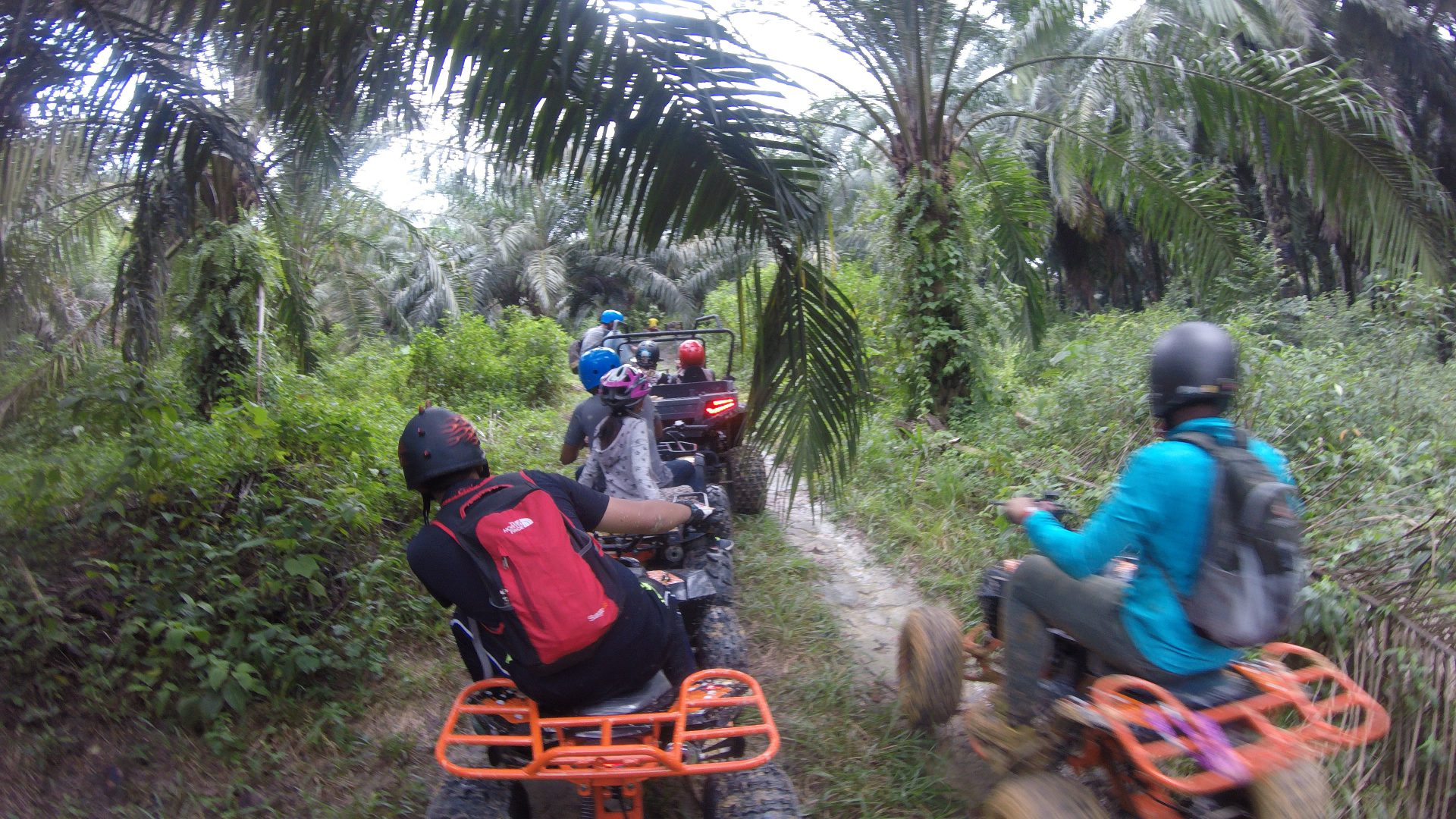 ATV Kg. Jkin Extreme Park #photo #video