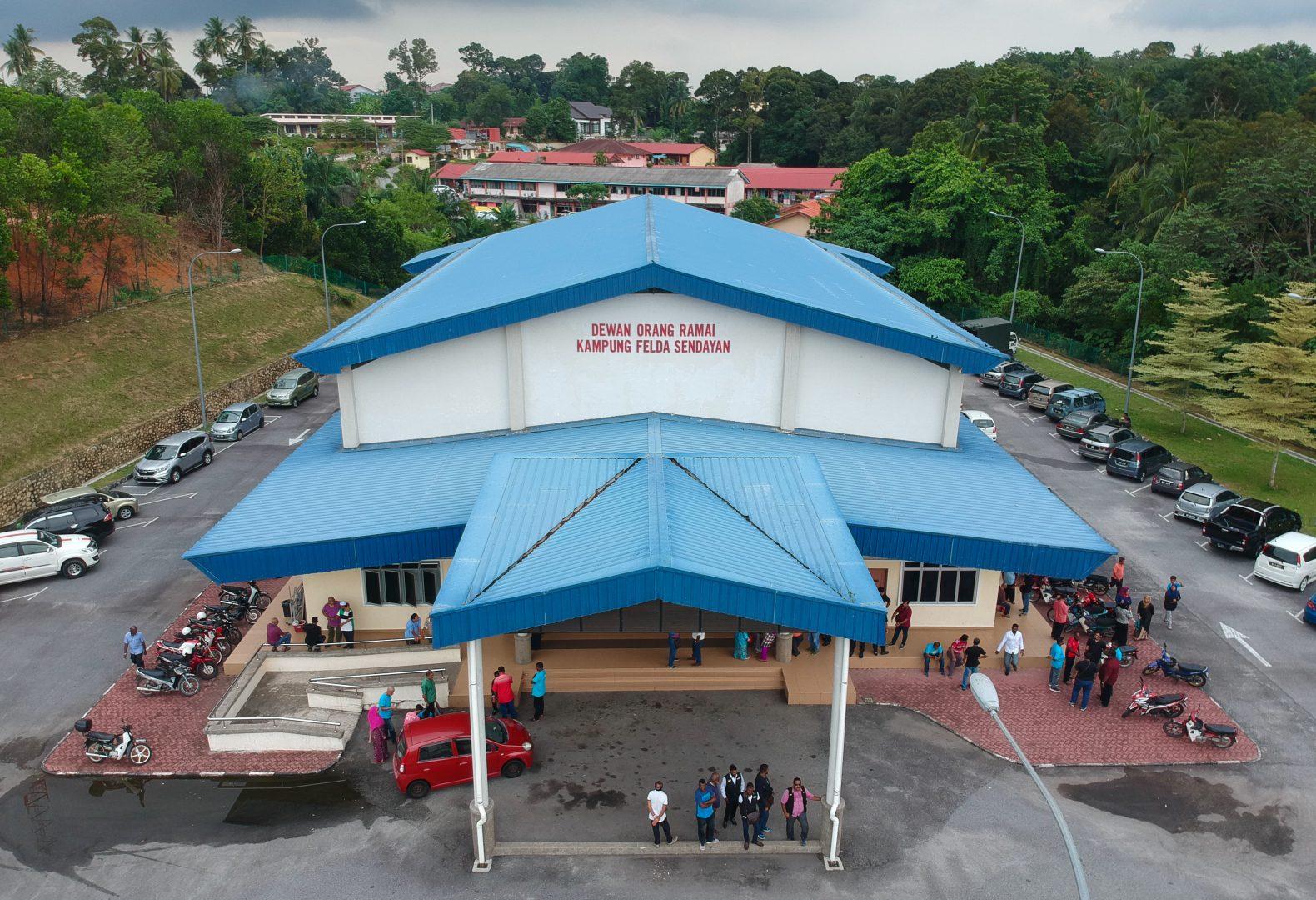Jamuan Kesyukuran Rakyat Dun Rantau bersama MBNS