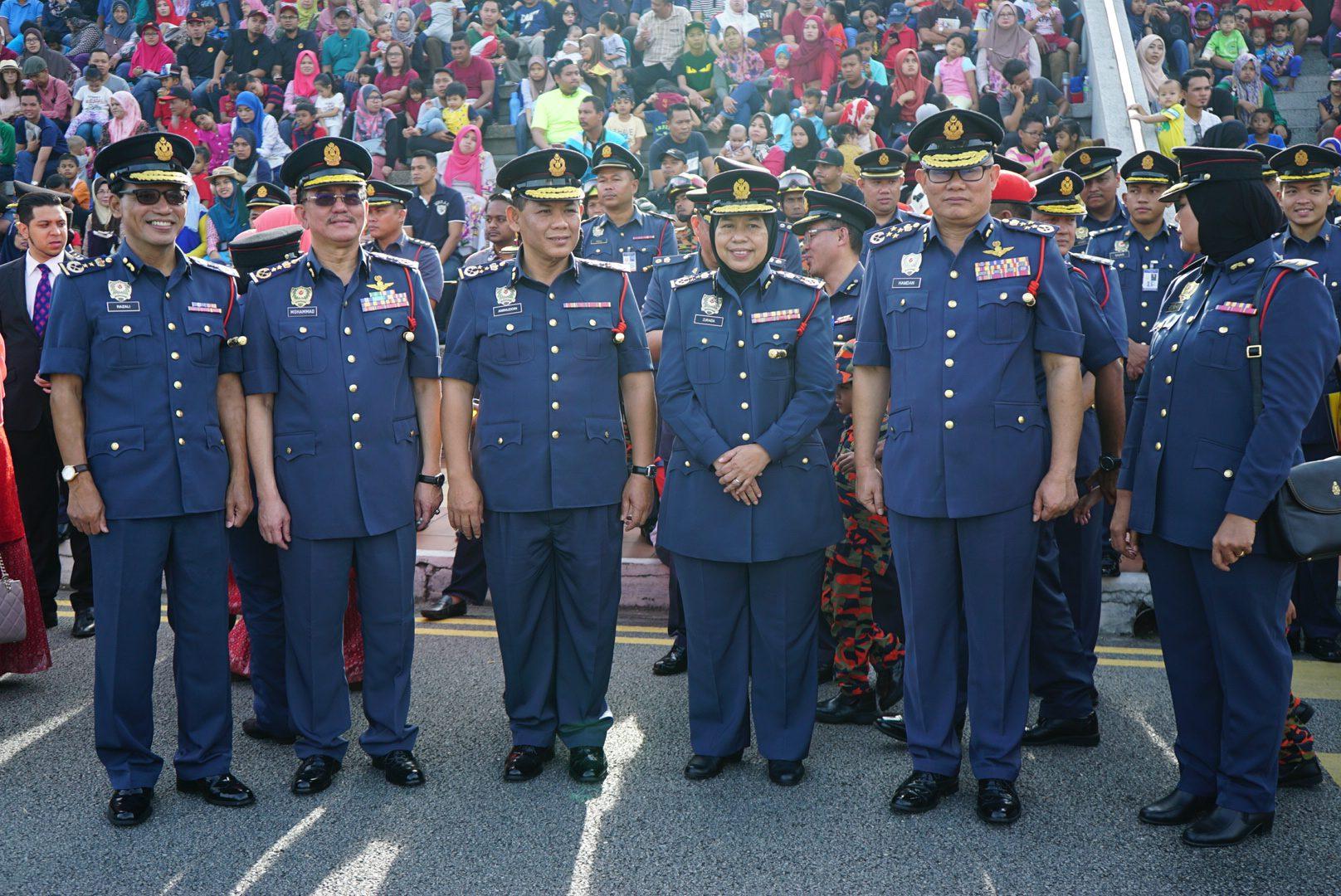 Majlis Sambutan Hari Anggota Bomba Sedunia 2018