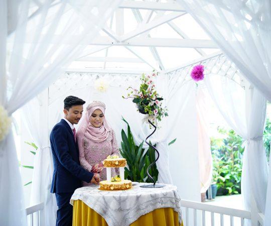 Syafiqah & Fadrul