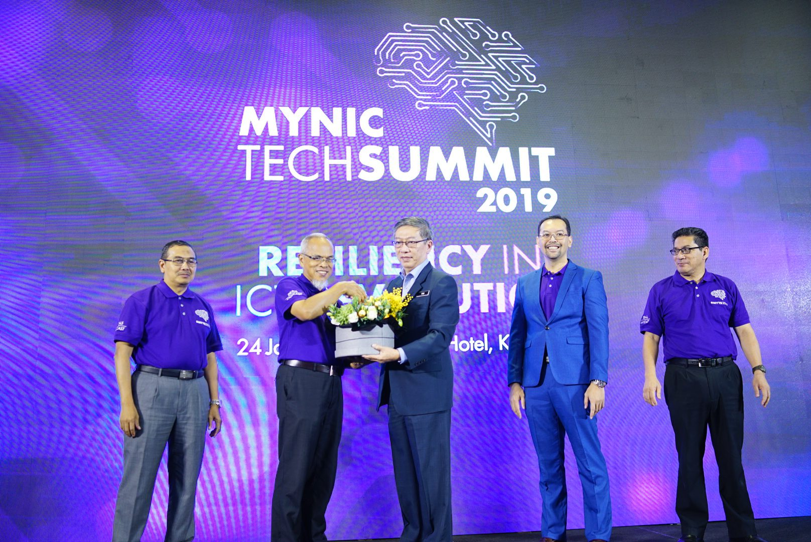 MYNIC Tech Summit 2019