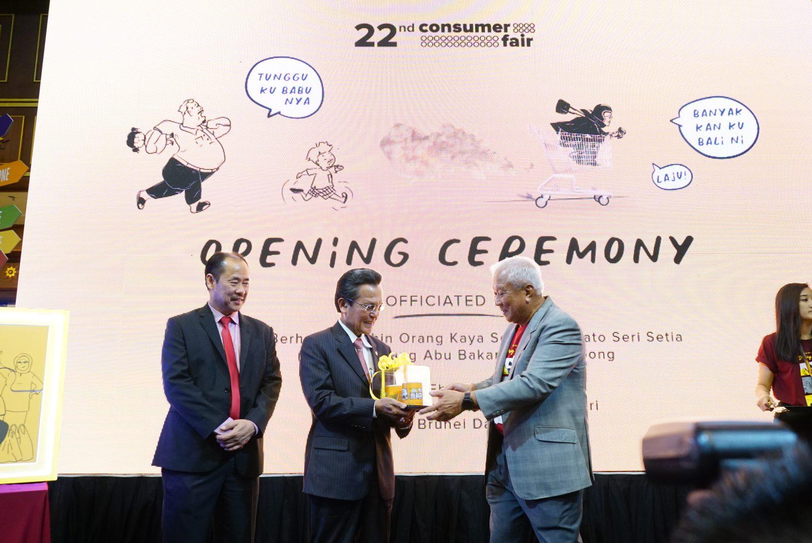 Brunei 22nd Consumer Fair 2019
