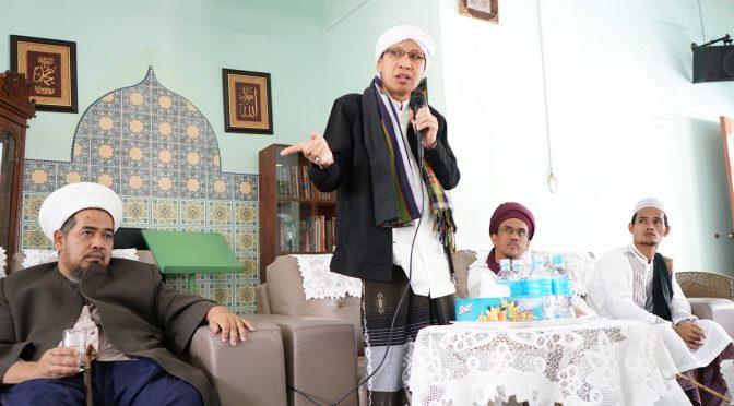Ziarah SilaturRahim Buya Yahya ke Madrasah Al-Aliyah, Ampangan
