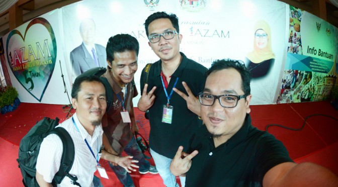 Karnival 1AZAM, 16-17 Jan 2016, Kuching, Sarawak #event #photo #video