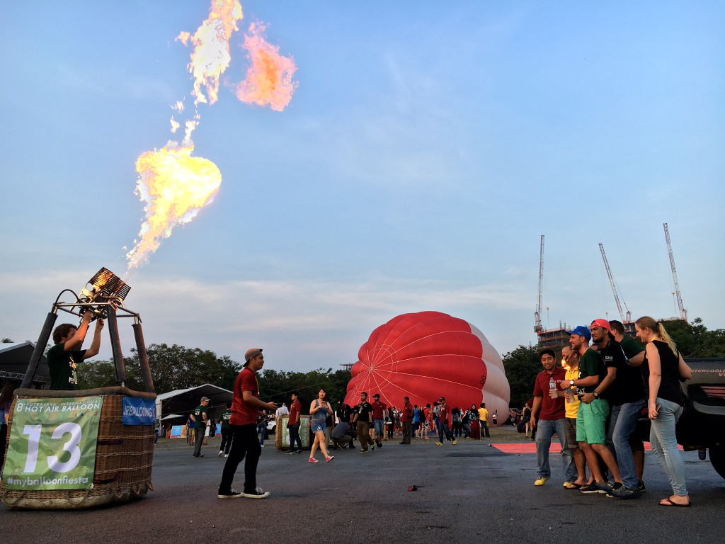 Putrajaya International Hot Air Balloon