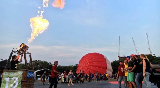 Putrajaya International Hot Air Balloon