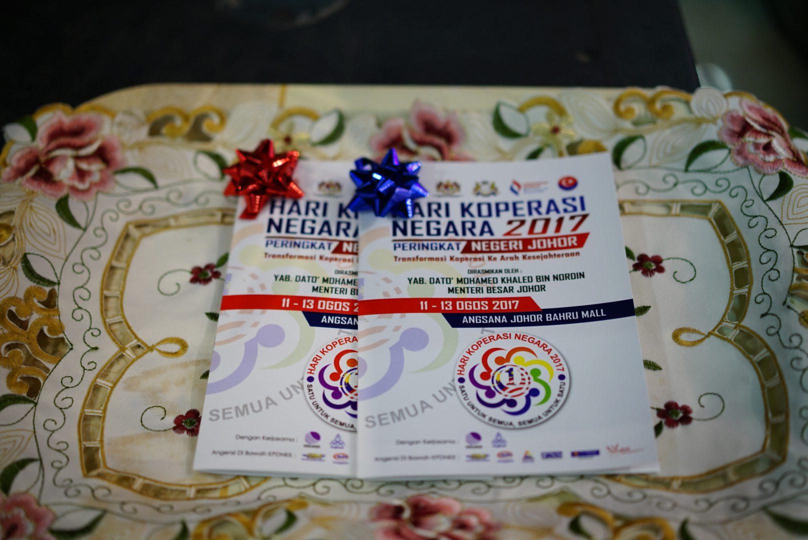 Hari Koperasi Negara Peringkat Negeri Johor