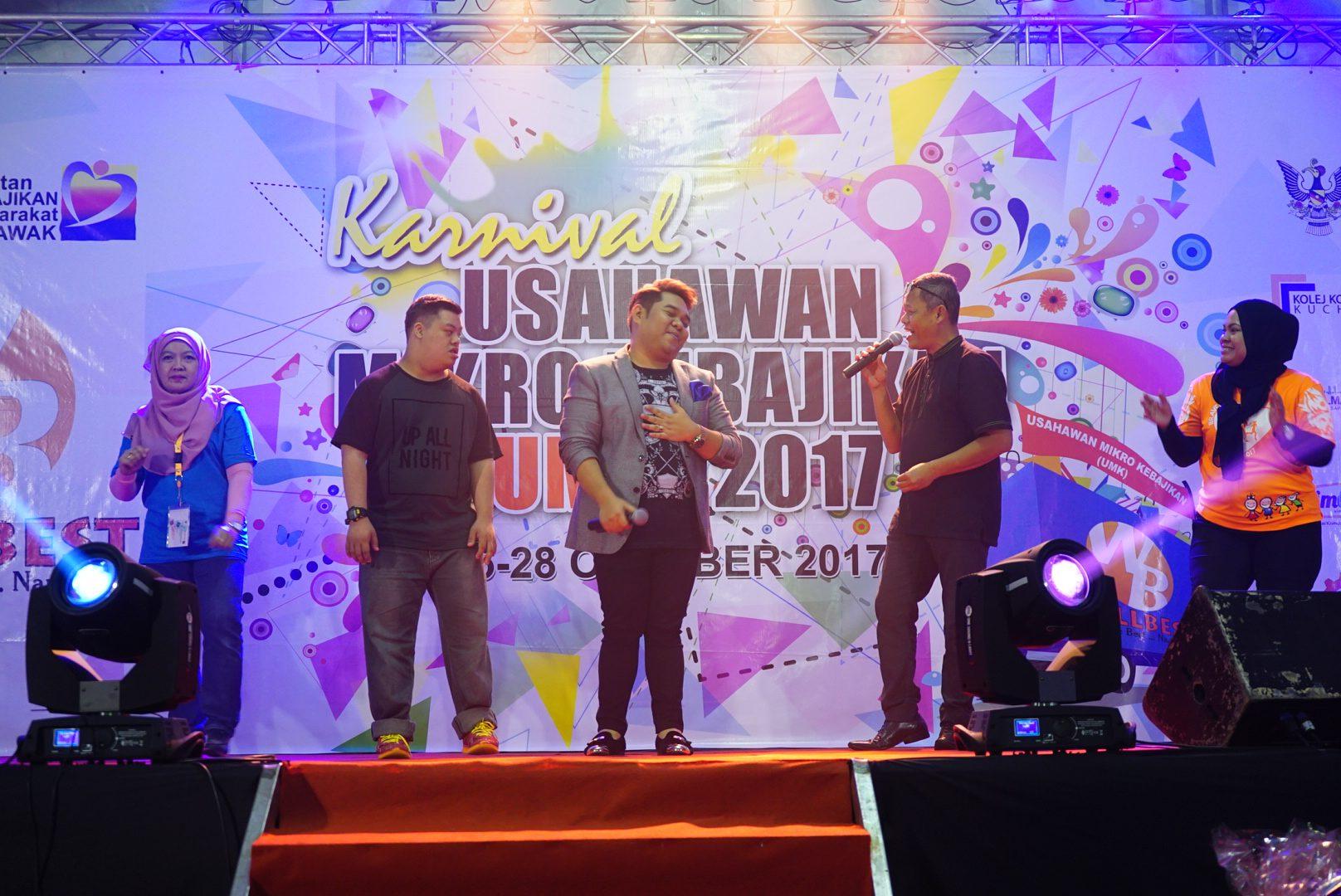 Day 02 : Karnival Kebajikan Sarawak 2017