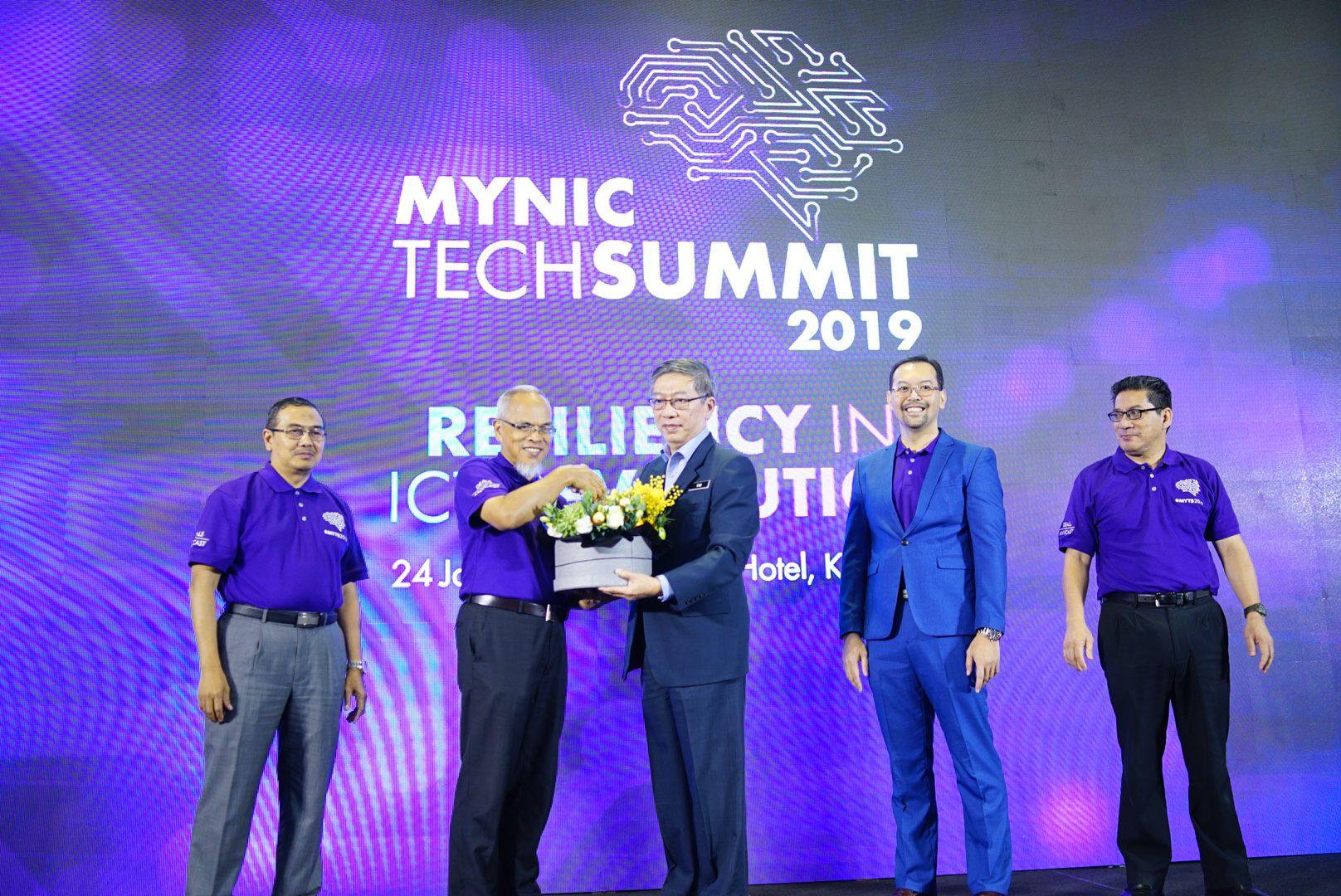 MYNIC Tech Summit 2019