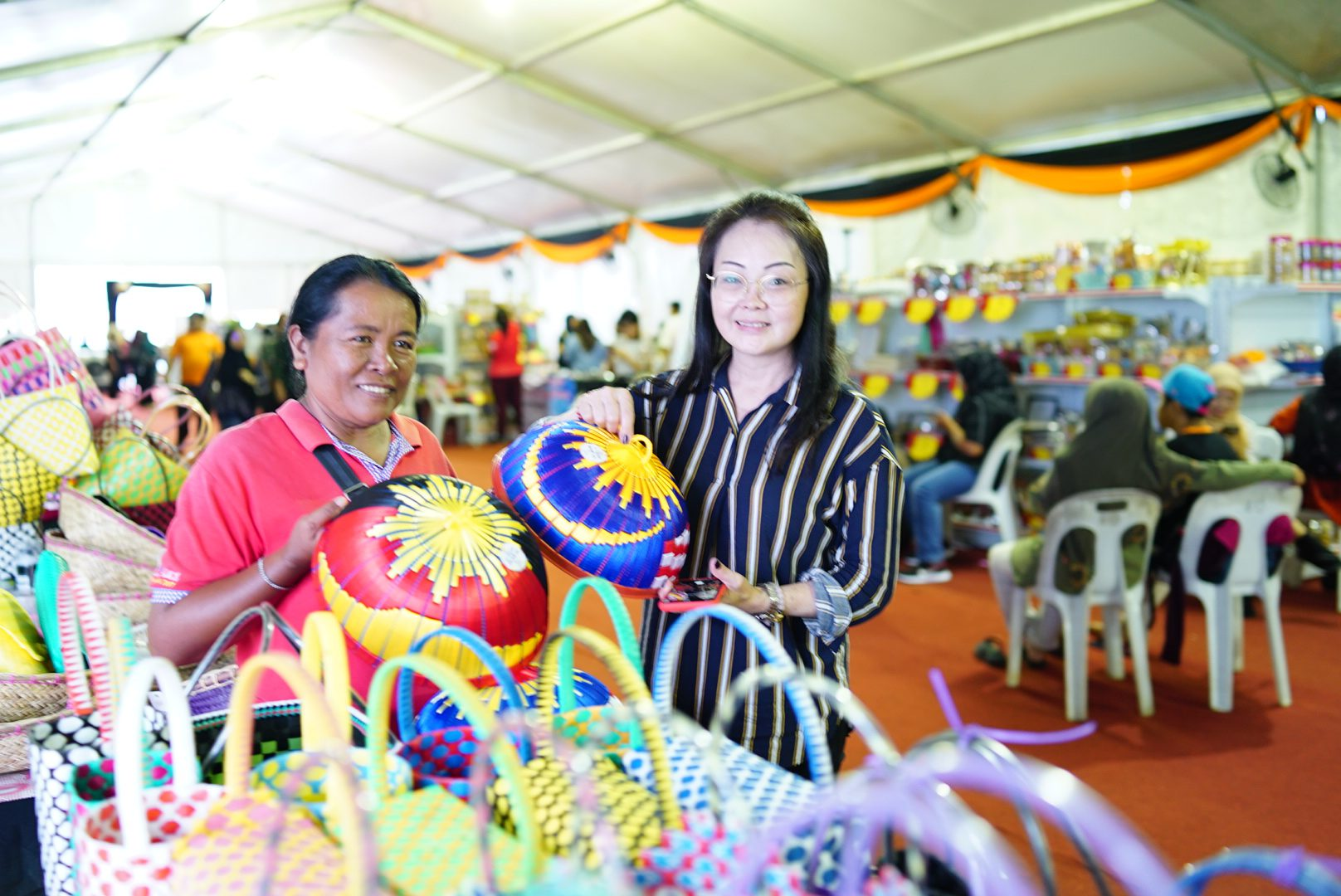Day 01 : Karnival WELLBEST Sarawak 2019