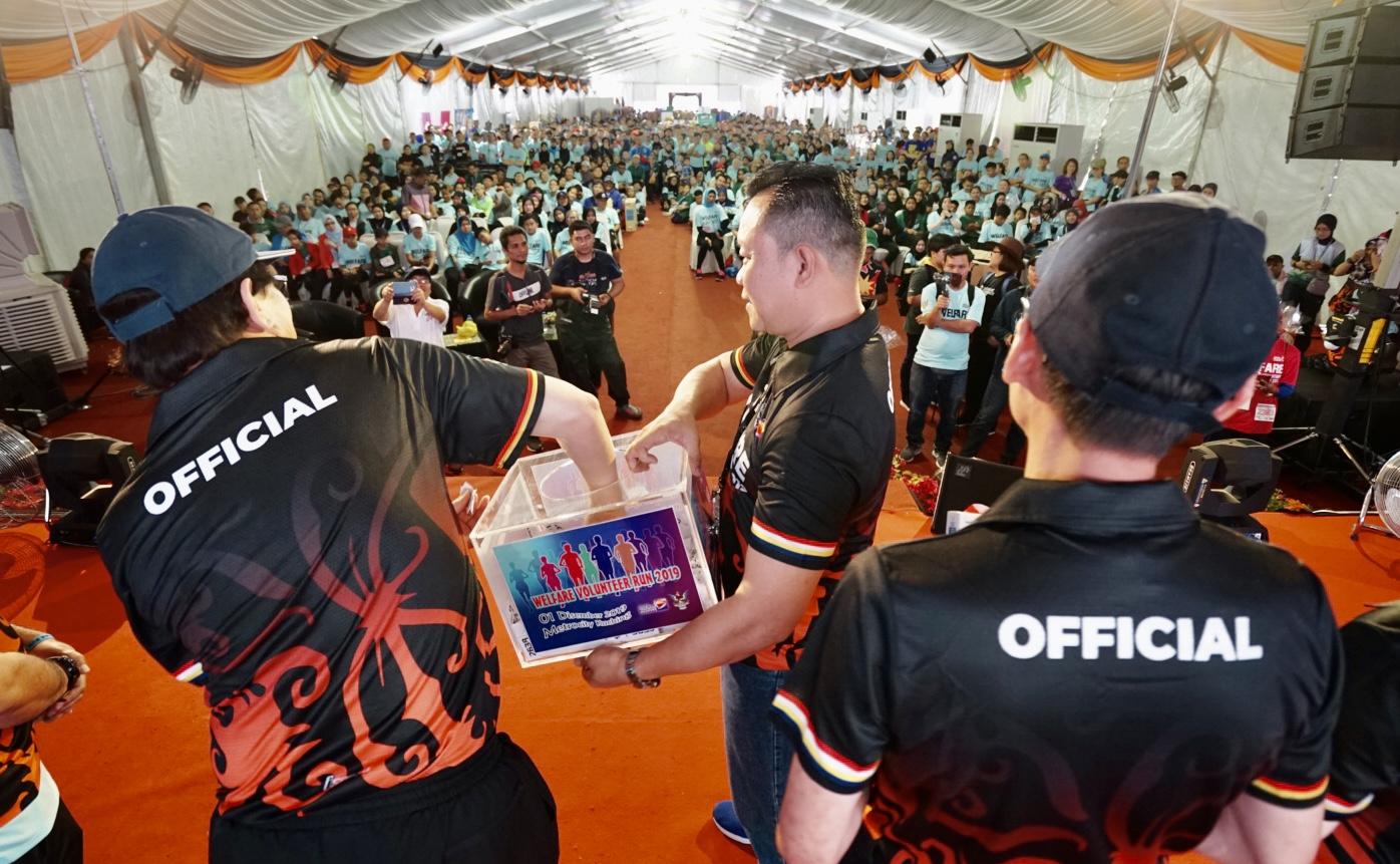 Karnival WELLBEST Sarawak 2019