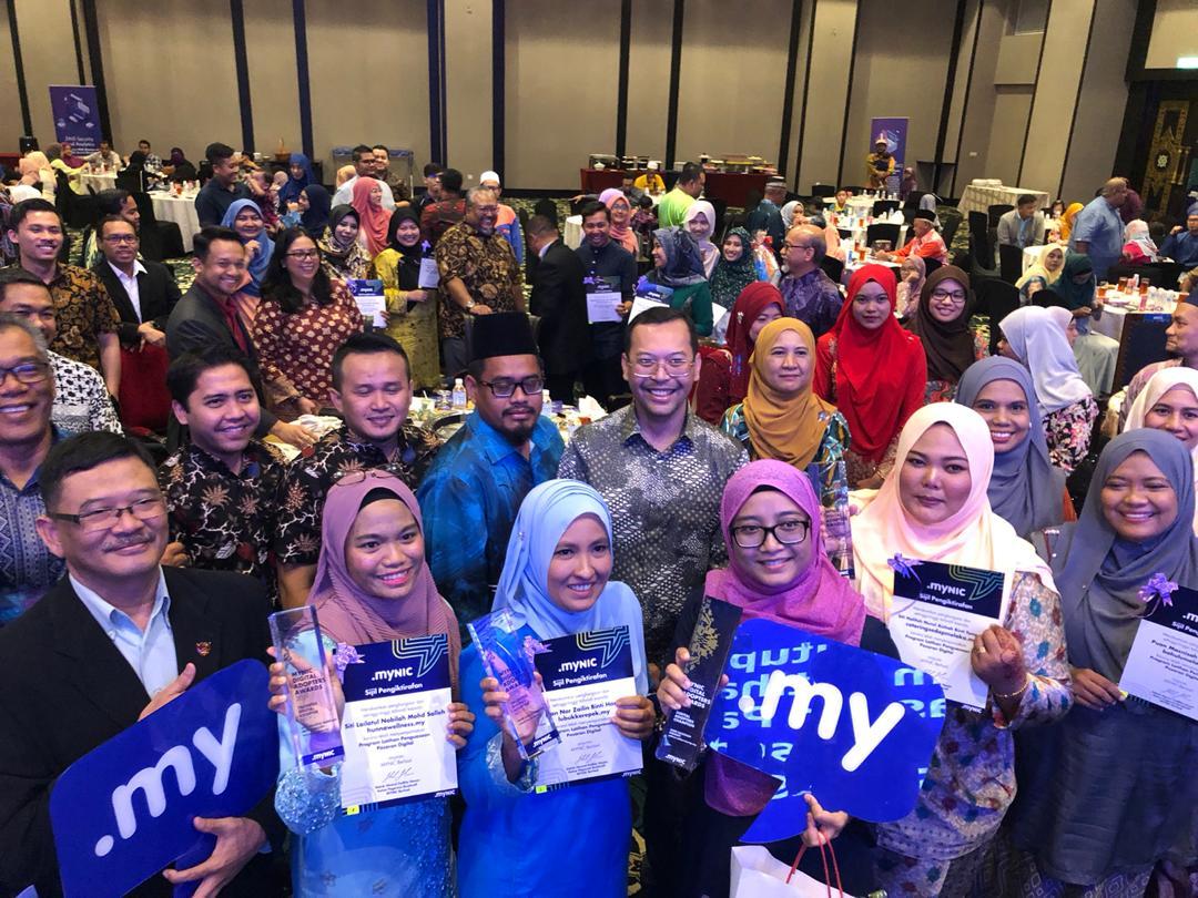 MYNIC : Majlis Penutup Latihan Penguasaan Pasaran Digital & Kesedaran ANYCAST Jasin, Melaka